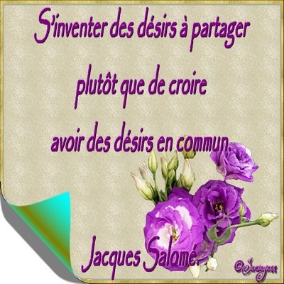 3.Citation Amour de Jacques Salome