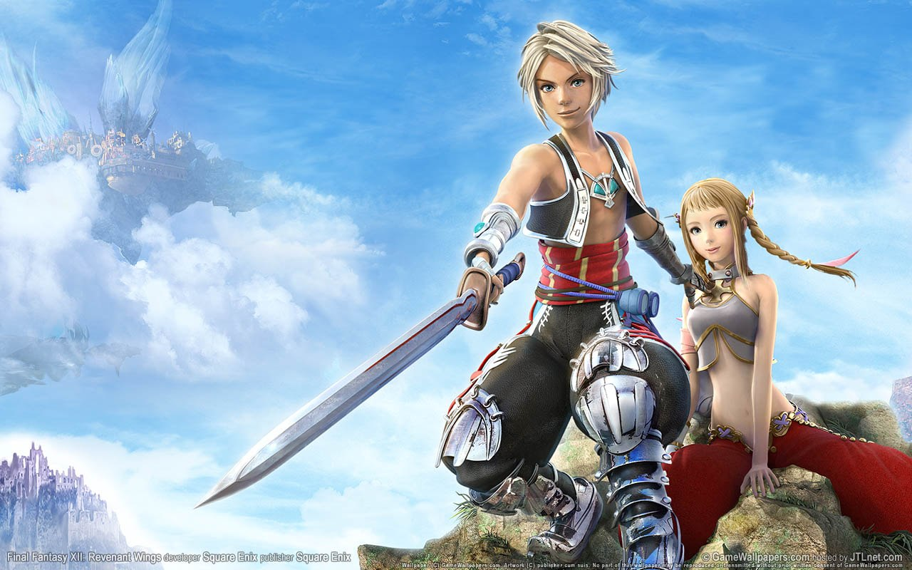 Final Fantasy 12 Revenant Wings 1612