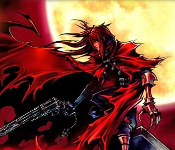 Final fantasy vii  dirge of cerberus   lost episode art 2