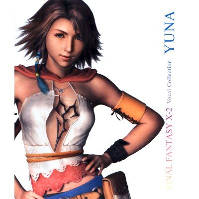 Final fantasy x 2 vocal collection  yuna